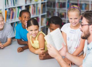 Contação de histórias como terapia para crianças